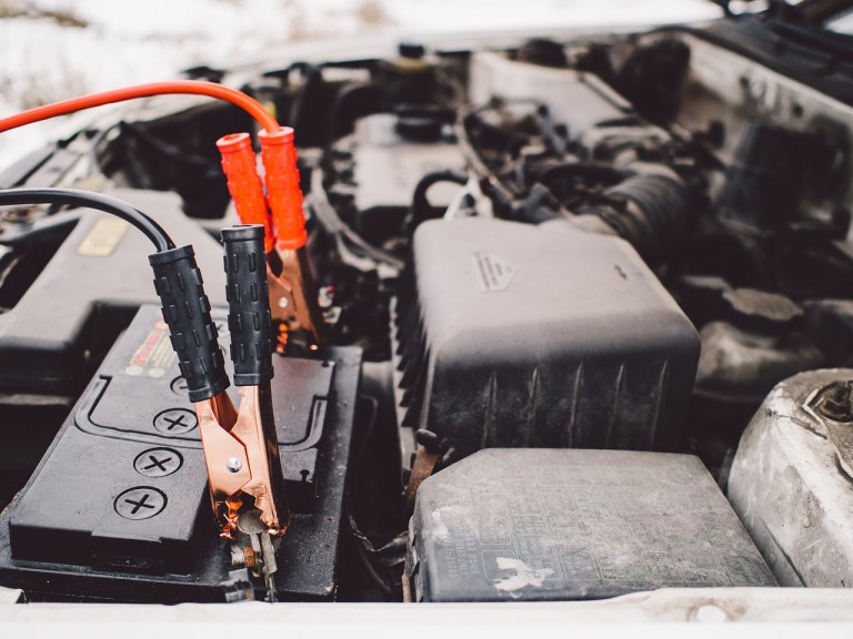 Fixing A Car's Battery and Replacing If Necessary